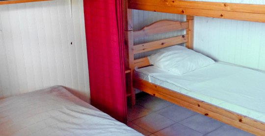 bungalow chambres
